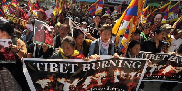 138th Self Immolation in Protest of Chinese Rule in Tibet