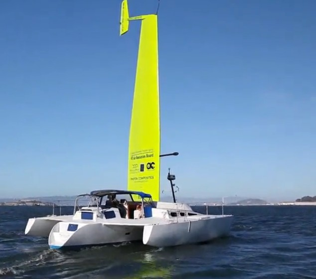 Engineering Team Builds Sail Twice as Effective, Twice as Powerful as The Sails You Are Familiar With The Wind Wing (12)