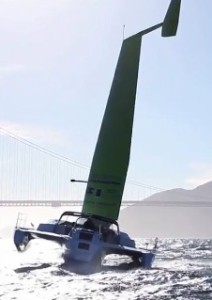 Engineering Team Builds Sail Twice as Effective, Twice as Powerful as The Sails You Are Familiar With The Wind Wing (9)