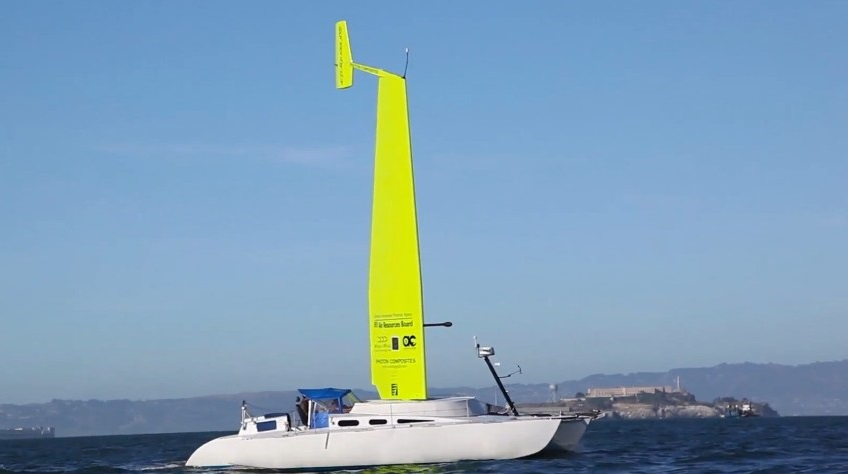 Engineering Team Builds Sail Twice as Effective, Twice as Powerful as The Sails You Are Familiar With The Wind Wing (10)
