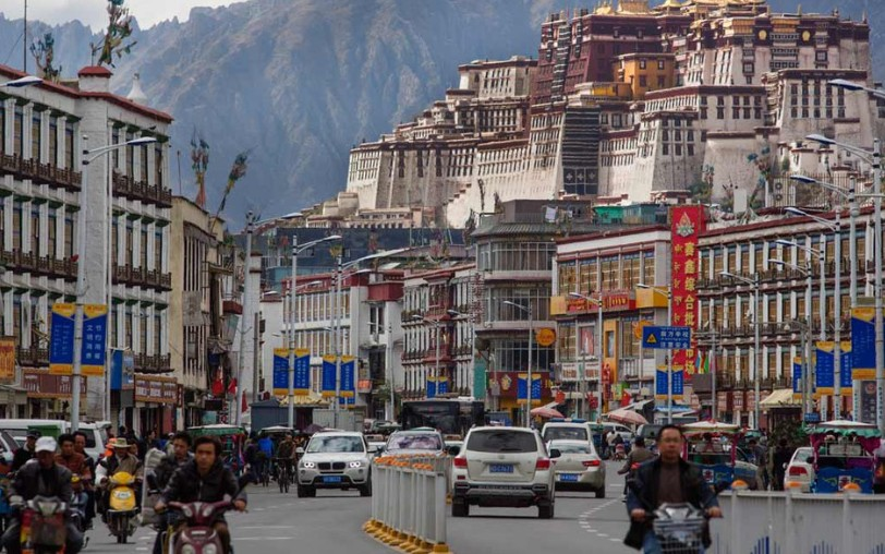 China to increase urban population in Tibet 30 by 2020