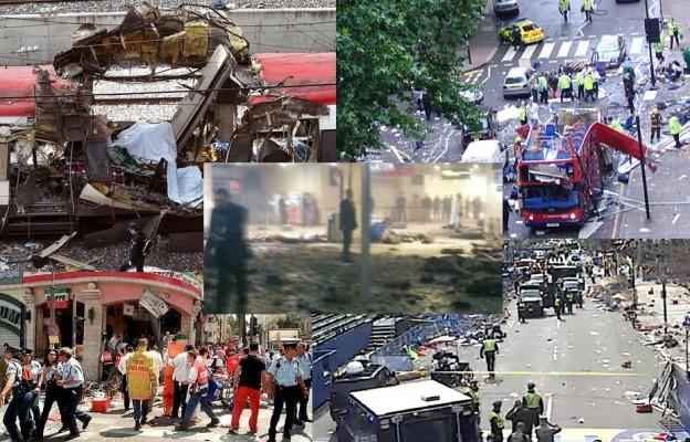 Islam unique from other religions - Muslims terrorists kill average five people per day in terrorist attacks - Terrorist watch group
