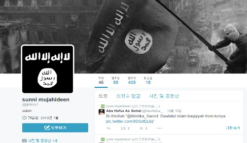Missing South Korean teen expressed desire to join IS on social media