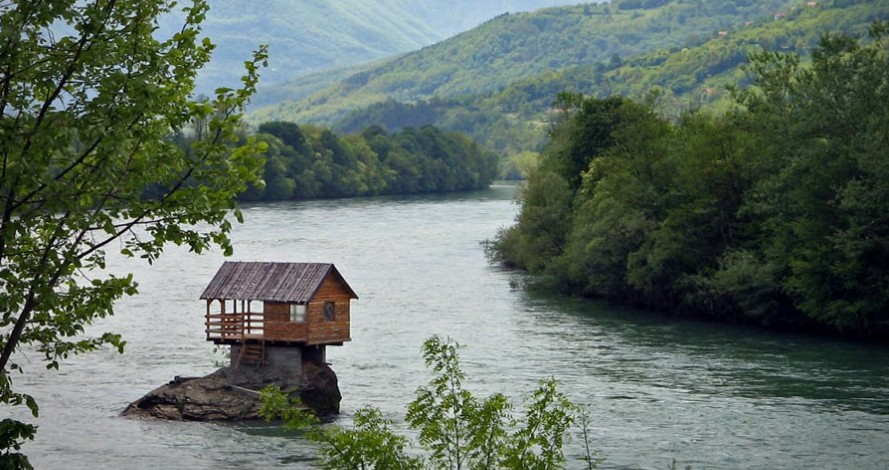 Can the River of Life survive? – Drina River