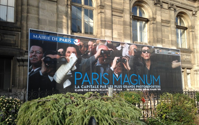 Paris Magnum Photography exhibition captures 80 years of city's history