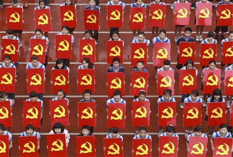 Why over 1.5 million people a month have been renouncing affiliation with Chinese Communist Party