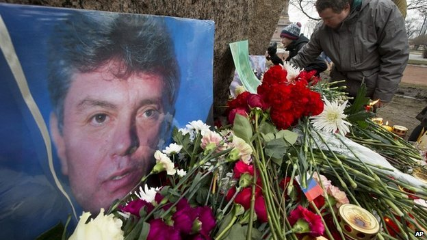 Political murder of Boris Nemstov a continuation of a grim trend