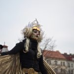 The Carnival parade in Žižkov, Prague