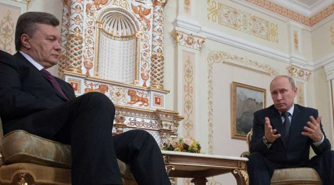 Russia, Ukraine and the West on the psychiatrists couch