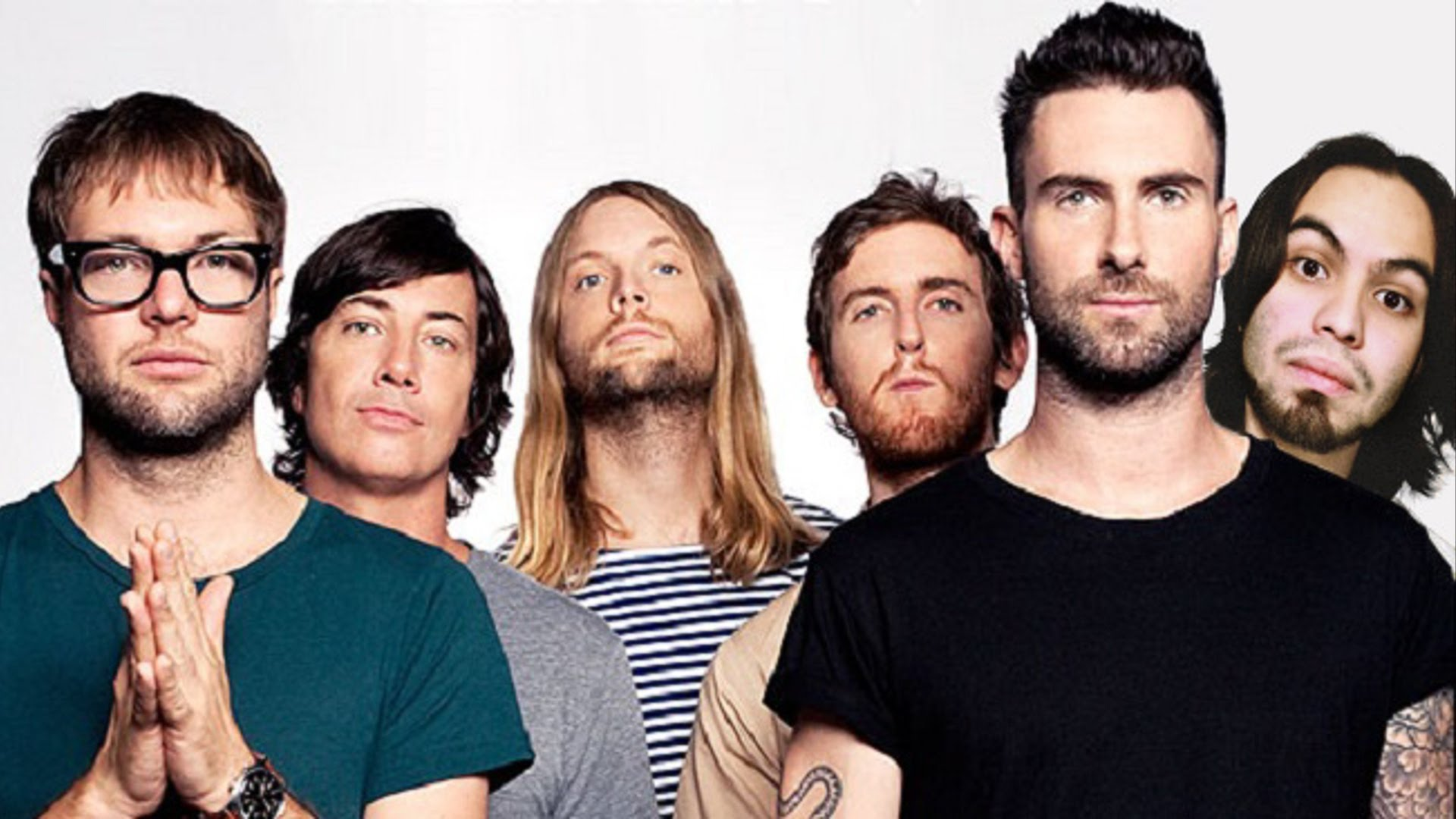 Maroon 5 banned from China after Tweets to Dalai Lama