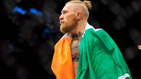 Conor McGregor: Irish pride