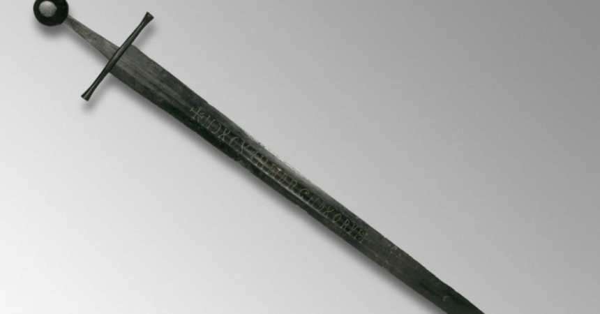 British Library Wants Your Help Decoding Text on Ancient Sword