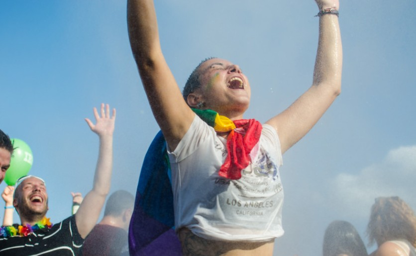 Prague Pride Festival 2015 In Pictures