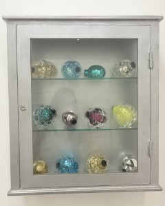 Mona Hatoum Natura Morta (Medical Cabinet)