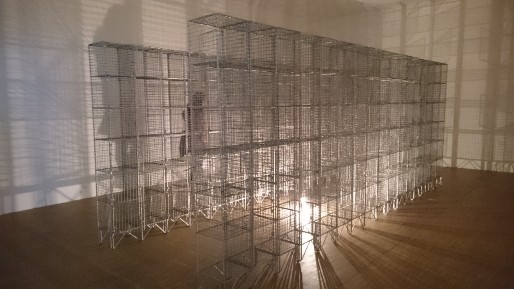 Mona Hatoum Light Sentence