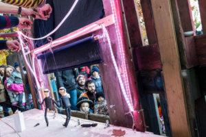 Dia de los Muertos in Prague-Dangerous Theatre