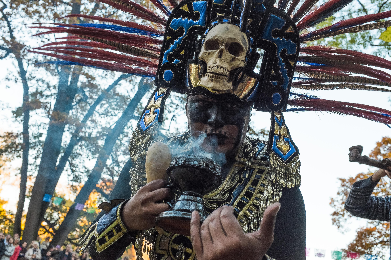 Dia de los Muertos in Prague-Juan Manuel Garcia