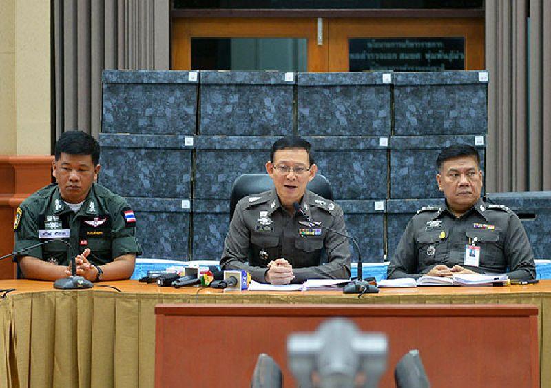 Thai Human Trafficking Head Fleeing