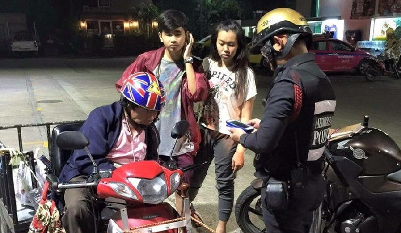 Bangkok Police