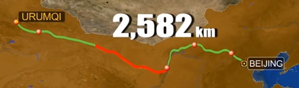 Longest Desert Highway