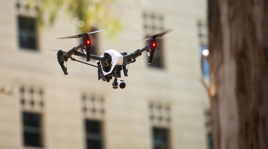 Couple Arrested Over 'Peeping Tom' Drone Videos