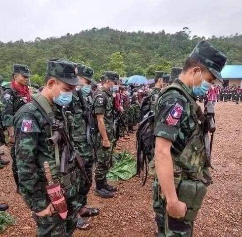 KNU blocks logistics of the Myanmar military
